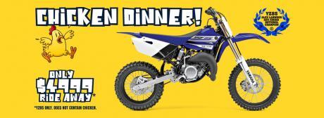 YZ85 Chicken Dinner