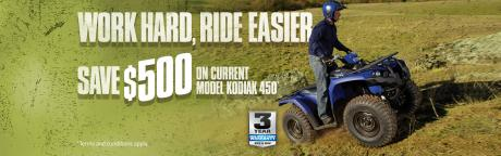 Work Hard Ride Easier